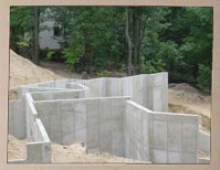 Custom Concrete Construction