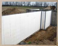 Retaining Walls Concrete Construction